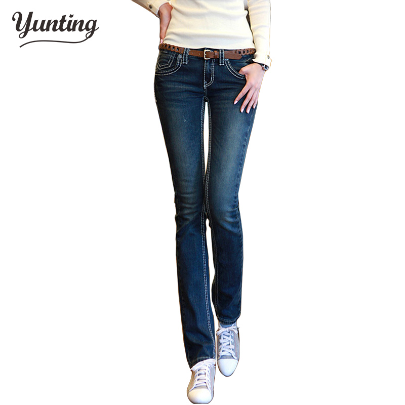 High quality Jeans New 2017 Spring Sexy Slim Casual Skinny Jeans Women Fashion Pencil Pants Women Denim Trousers 2017 new jeans women spring pants high waist thin slim elastic waist pencil pants fashion denim trousers 3 color plus size