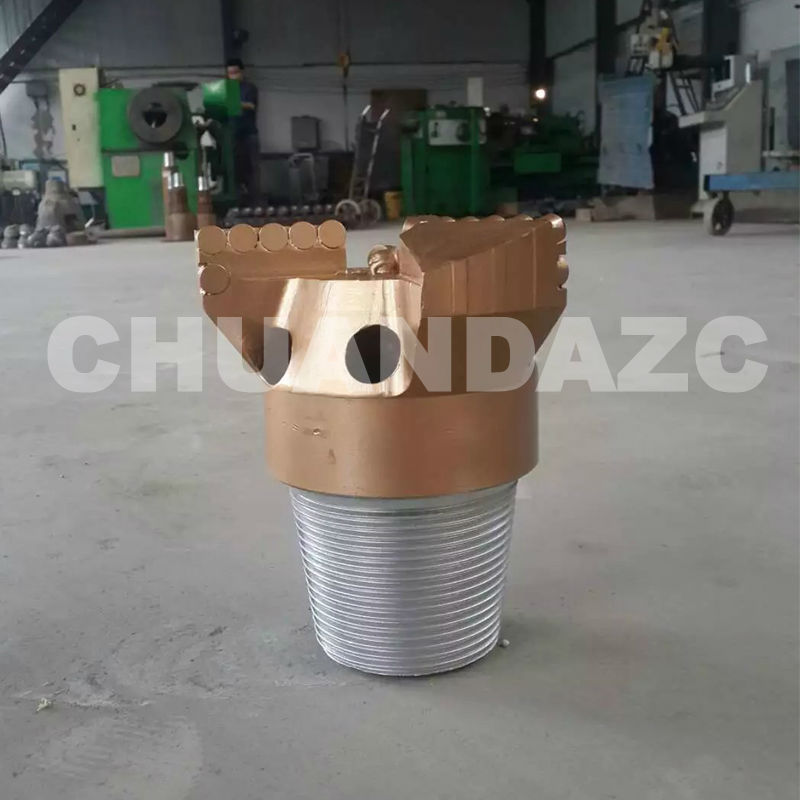 High performance 190mm 7 1/2inch  pdc water well drill bit groundwater ,china supplier groundwater land use and water quality