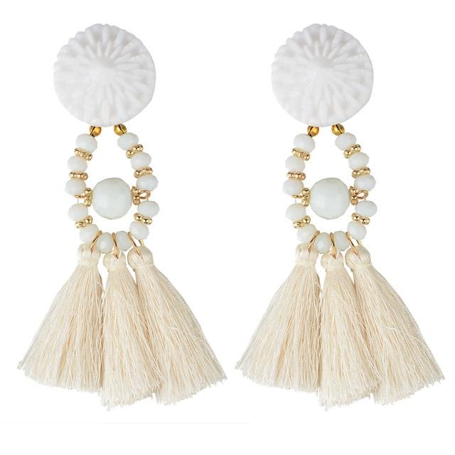 Fashion Tassel Earrings 4