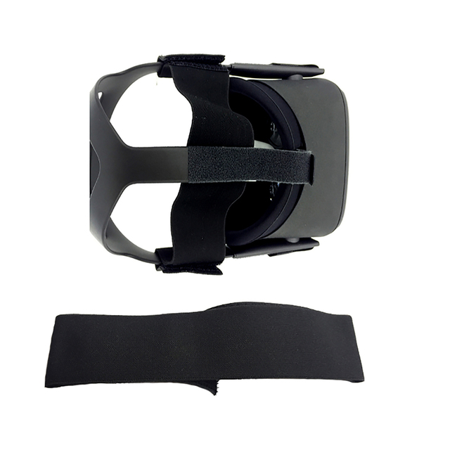 สำหรับ Oculus Quest VR หมวกนิรภัยความดันบรรเทาสายคล้องอุปกรณ์ภายนอกสำหรับ Oculus VR Quest ยืดบรรเทาความดันเข็มขัด