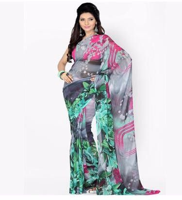 DB23595 India Saree-5