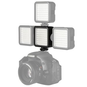 Image 3 - LimitX мини Светодиодная панель для видеосъемки Samsung NX3300 NX3000 NX2000 NX1100 NX1000/YI M1 беззеркальная цифровая камера