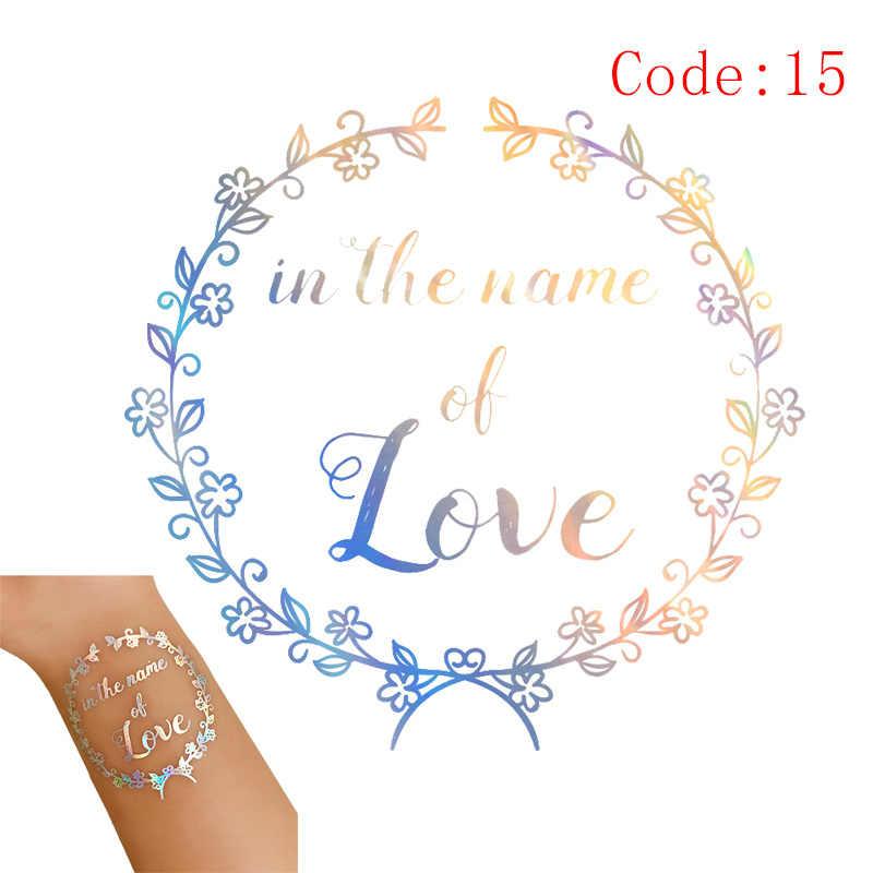 Свадебные украшения команда невесты to be татуировки сувениры Boda наклейки украшения для вечеринки сделанные своими руками Девичник Вечерние