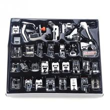 New Sewing Machine Presser Feet 32PC Domestic Sewing Machine Presser Foot Feet For Brother Singer Janome