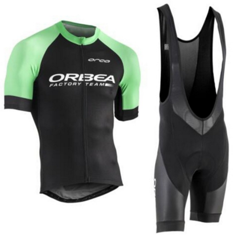 573df40fb ORBEA 2017 Summer Cycling Jersey Short Sleeve Set Breathable bib shorts Bicycle  Clothes Quick Dry Roupa
