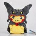"Pokemon Center Doll Cosplay Stuffed Plush Animals Pikachu Black Rayquaza with Tag 8"" US ship Soft Toys"