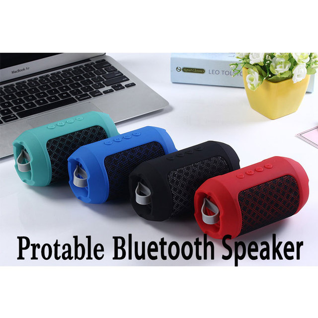Portable Bluetooth Speaker Wireless Soundbar  Magnetic Column 3D Stereo Loudspeaker Sound SystemSubwoofer HiFi Boombox Speakers