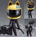 3 way standoff figura de acción Nendoroid Celty Sturluson figura 100 mm Nendoroid 513# Durarara 3 way standoff juguetes modelo
