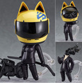 DuRaRaRa!! 3way standoff Action Figure Nendoroid Celty Sturluson Figure 100mm Nendoroid 513# Durarara 3way standoff Model Toys