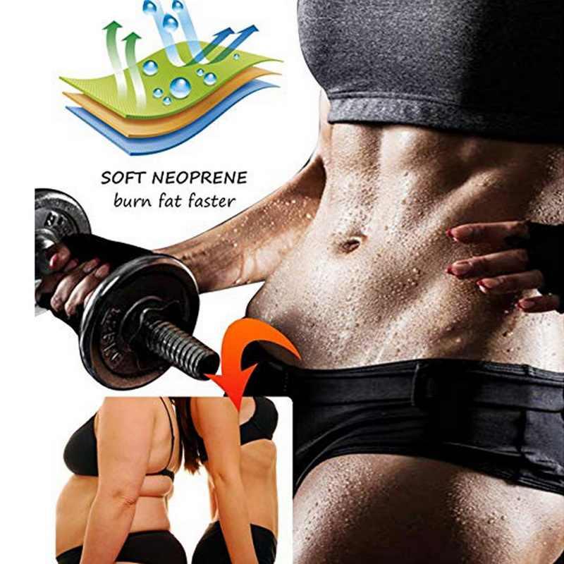 Женские штаны для бега Горячая термо мягкая Пот Сауна тело женские штаны стрейч Высокая талия тонкий Jogger спортивные фитнес штаны Одежда