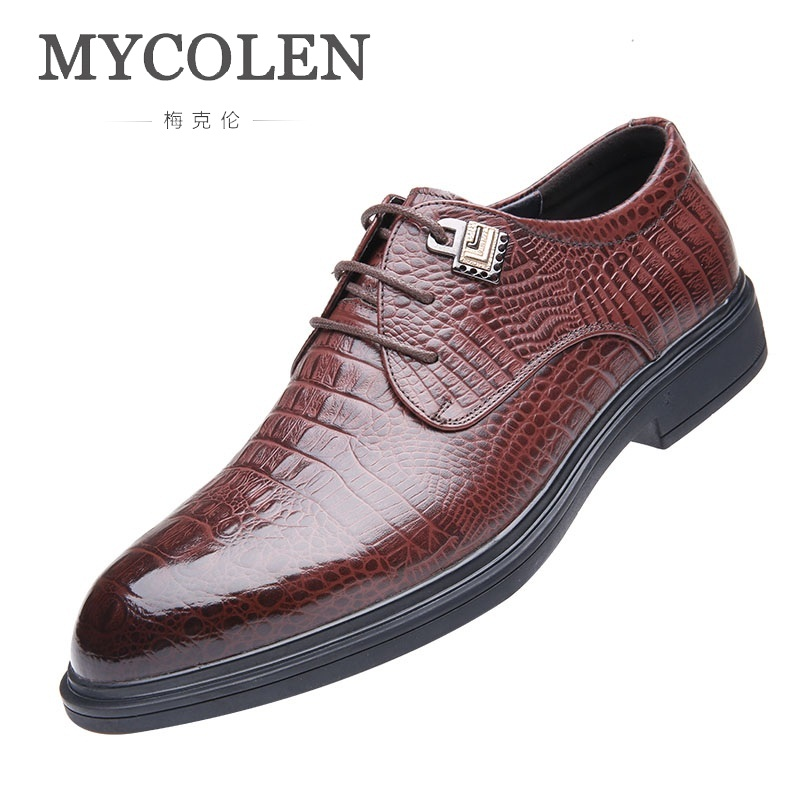 MYCOLEN 2019 New Fashion Brand Men Patent Leather Boots White Wedding Dress Shoes Quality Soft Man Shoes Erkek AyakkabilarMYCOLEN 2019 New Fashion Brand Men Patent Leather Boots White Wedding Dress Shoes Quality Soft Man Shoes Erkek Ayakkabilar