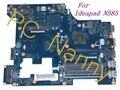 Placa madre del ordenador portátil para lenovo ideapad G485 QAWGE LA-8681P AMD EM1200 integrado envío gratis