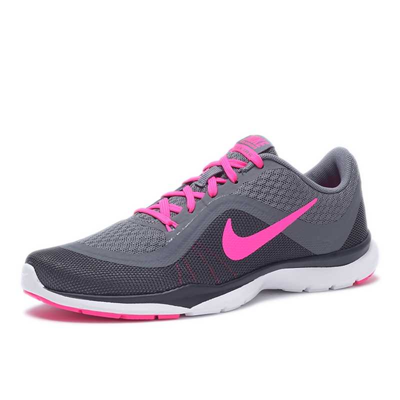 7452423b92a Original New Arrival Authentic Nike FLEX TRAINER 6 ST Breathable Women s  Running Shoes Sports Sneakers-in Running Shoes from Sports   Entertainment  on ...