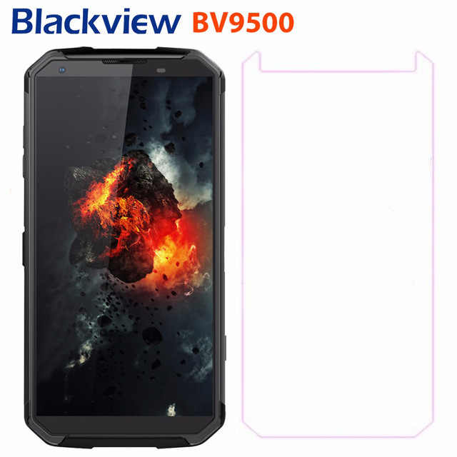 For Blackview BV9500 Tempered Glass Ultra-thin Protective Smartphone LCD Film For Blackview BV9500 ip68 Glass Screen Protector