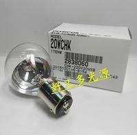 10pcs DHL/EMS FREE SHIPPING,OLYMPUS TOYKO 220V20WSB CHK 220V 20W lamp, CHK 220V20WSB lamp,8B154 2838060 220V20W light microscope