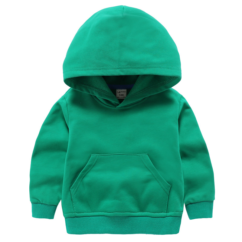 VIDMID Boys jackets for girls kids hooded coat T-shirt Baby Boys Clothes Long Sleeve sweater Children's clothing tops 7060 02 6