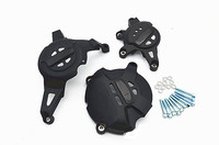 Motorcycle Engine Crank Cover Set Protector Guard For HONDA CBR1000RR 2012 2013 2014 2015