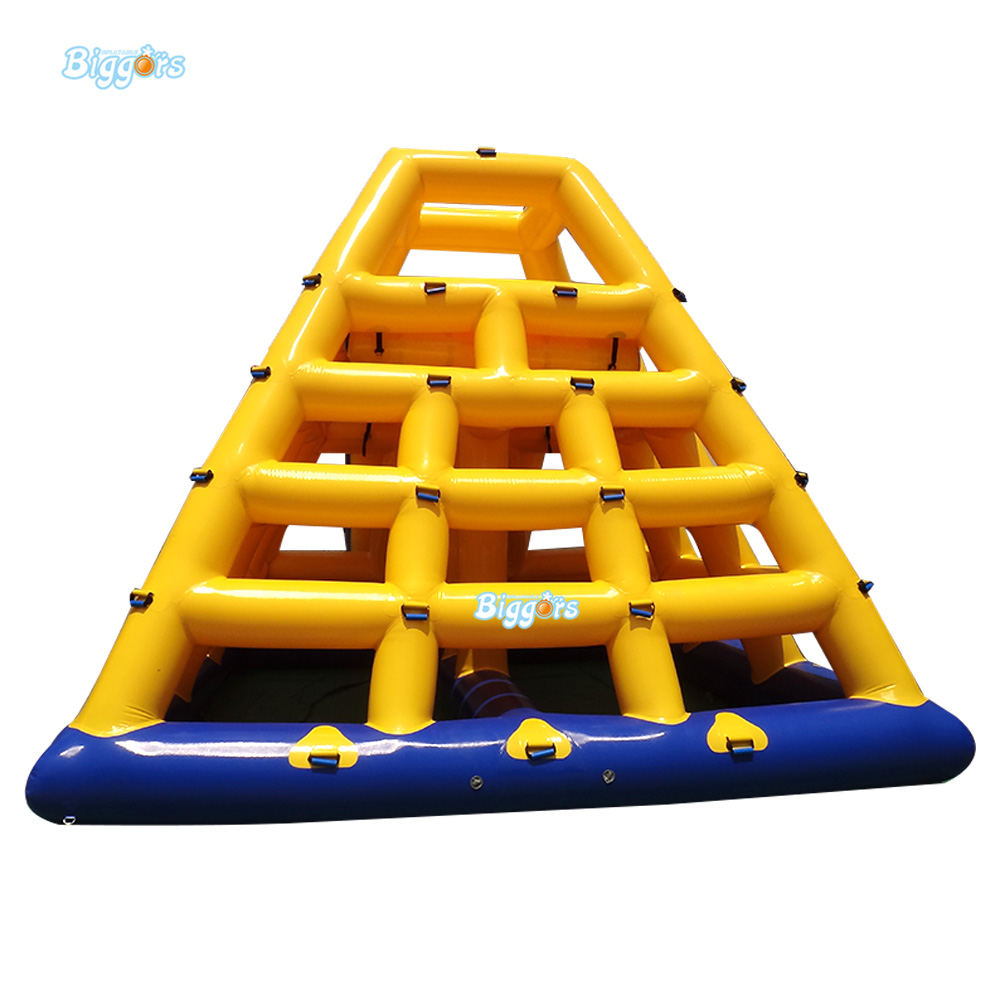 Hot Funny Inflatable Water Park Water Game Floating Climb Slide Climbing Slide hot factory direct wholesale db9 d sub vga male plug 9pin port terminal breakout pcb rs232 485 2 row screw