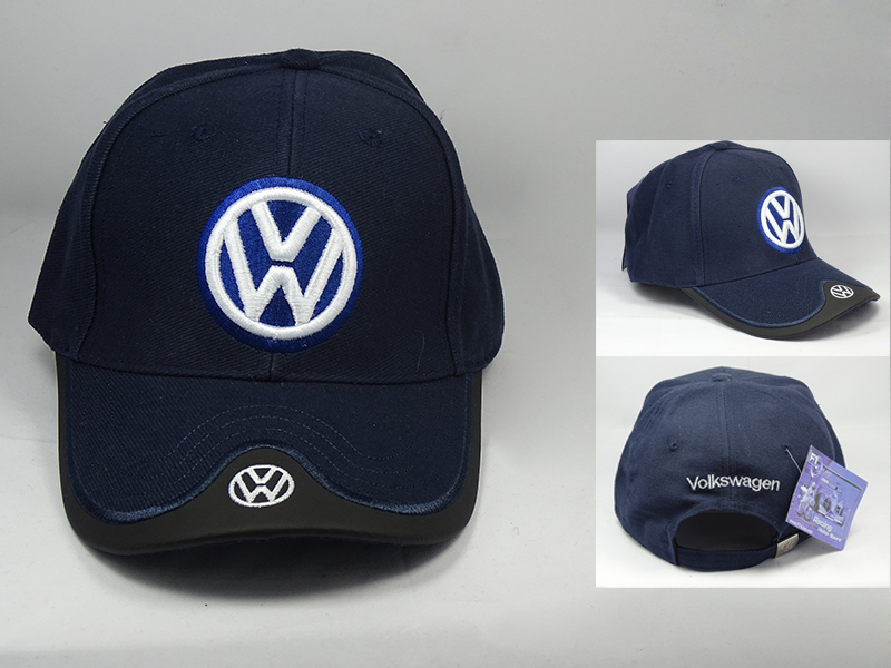 volkswagen race caps  colors  baseball snapback sports car racing casual hat game