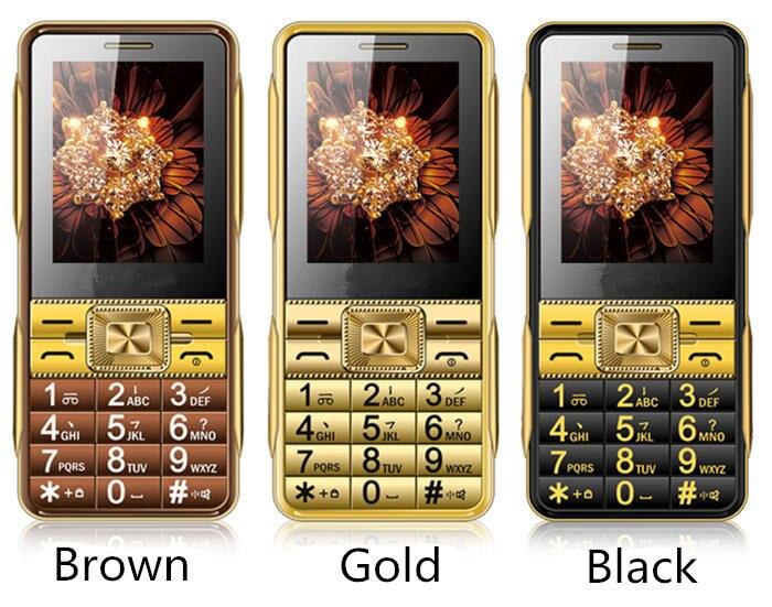 Super Laut Vocie A19 Dual Sim 2,6 ''Touchscreen Mit Vibration Große Schrift Große Batterie 6800 mah Mobile telefon