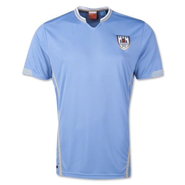 2d0a84c66c4 Uruguay Jersey 2014 World Cup Thailand Quality  RODRIGUEZ