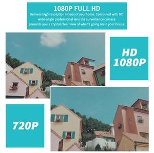 Image 4 - INQMEGA 4X Zoom Kỹ Thuật Số H.265X 1080P PTZ Camera IP Ngoài Trời Tốc Độ Dome Camera Quan Sát Camera An Ninh WIFI Bên Ngoài IR Nhà surveilance