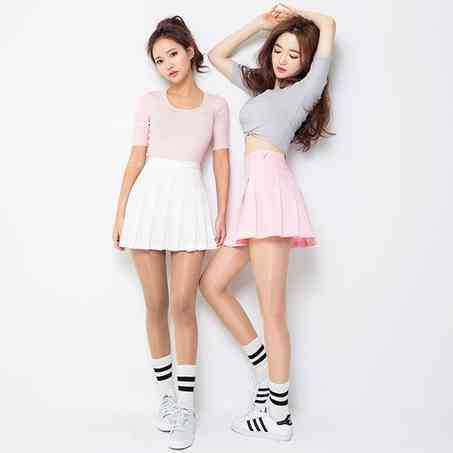 Aliexpress.com : Buy Skirts Womens 2017 Summer Korean Preppy ...