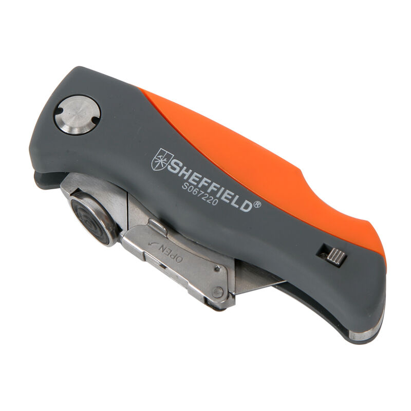 SHEFFIELD Utilità Coltello pieghevole Coltello in acciaio SK5 - Utensili manuali - Fotografia 2