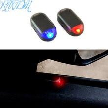 Lámpara de alarma de energía Solar para coche, sistema de seguridad, Flash antirrobo de advertencia para Chevrolet Cruze Niva Aveo Epica Lacetti Captiva Onix, 1 Uds.