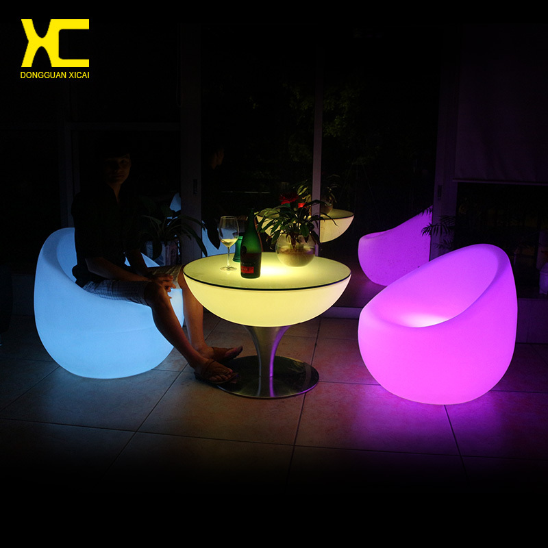 Chargeable Illuminated Table Bar Coffee Tables Remote Control Outdoor LED  Furniture-in Bar Tables from Furniture on Aliexpress.com | Alibaba Group