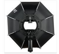 TRIOPO 65 см зонтик софтбокс Портативный Открытый восьмиугольник для Godox V860II TT600 TT685 YN560 III IV TR-988 Вспышка Speedlite Мягкая коробка 3