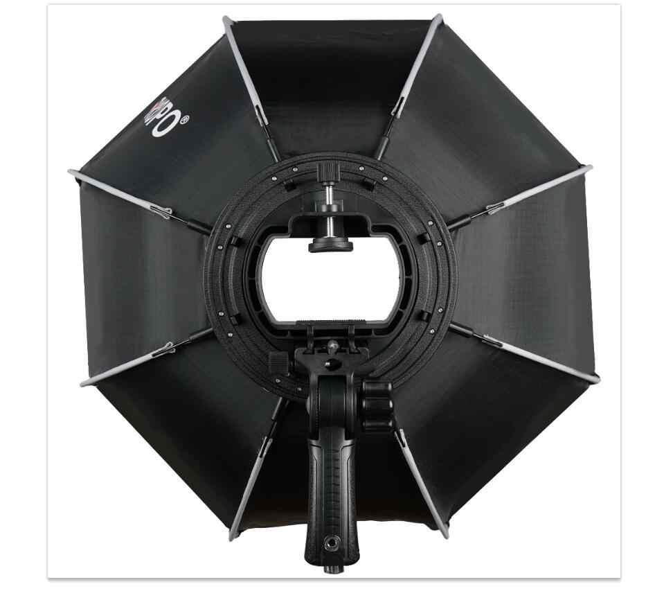 TRIOPO TR-65 centimetri Ombrello Softbox Portatile All'aperto Ottagono Per Godox V860II TT600 TT685 YN560 III IV TR-988 Flash Speedlite Soft box