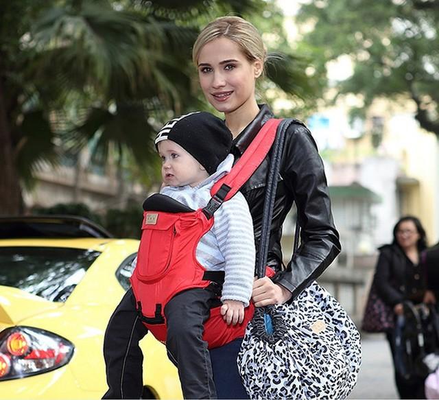 Promoção! Frente transportadora mochila Sling hip assento Wrap canguru saco do bebê Hipseat correia macia portadores