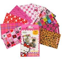 Fujifilm instax mini 8 7 s 25 50 s-kağıt hello kitty instax fotoğraf filmler için dekoratif sticker