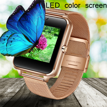BANGWEI Smart Watch Men and Women Digital Electronic Stainless Steel Sport  Support SIM TF for Android Phone