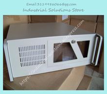 NEW Orderliness 4u industrial computer case server computer case long thickening packaging
