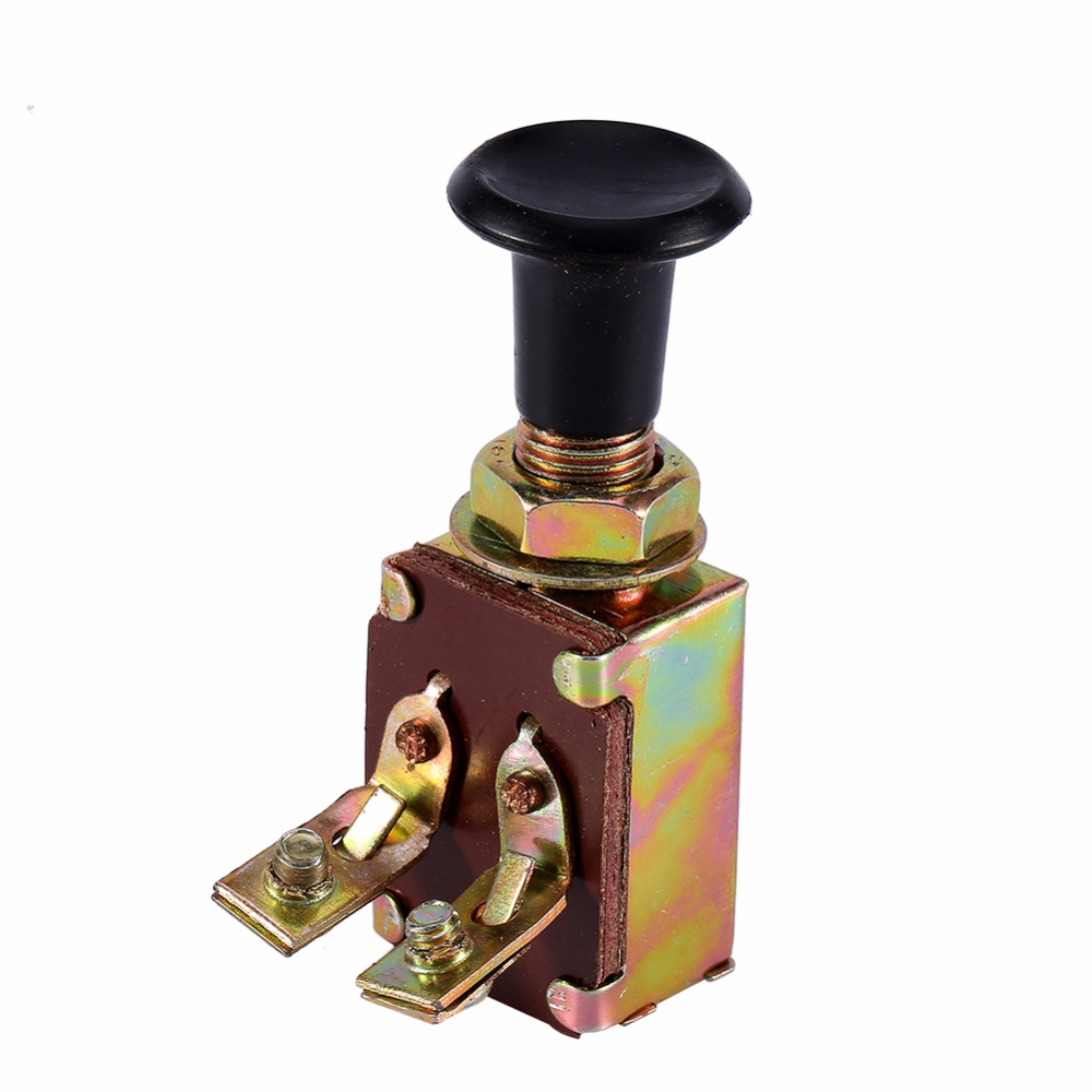 1Pcs JK106 Pull Push Type Headlight Switch for Car Auto Interior Parts DC 12V 5A Plastic And Metal Car Part