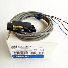 E2K F10MC1 Nieuwe OMRON Capacitieve Naderingsschakelaar Sensor NPN NO