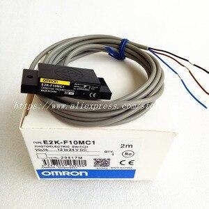 Image 1 - E2K F10MC1 Nuovo OMRON Interruttore Di Prossimità Capacitivo Sensore di prossimità NPN NO