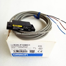 E2K F10MC1 novo omron capacitivo interruptor de proximidade sensor npn não