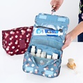 Polyester necessaire women cosmetic bag ladies makeup organizer travel bags female small wash toilet pouch for teenagers girls