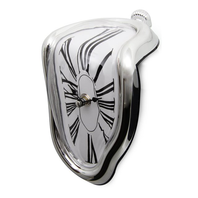 Boutique Melting clock art wall clock