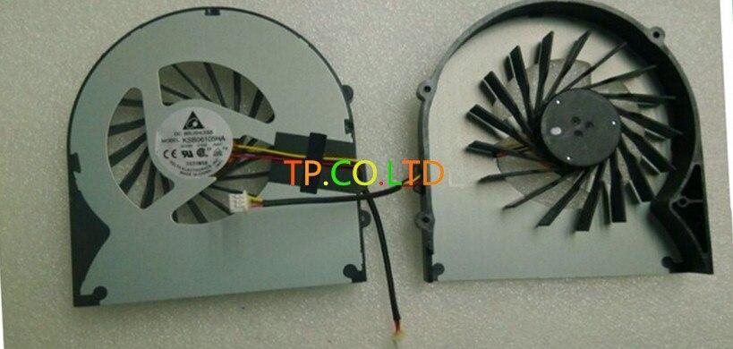 Véritable nouvelle livraison gratuite pour Acer Aspire 7741 7741Z 7741G 7551 F92G ordinateur portable 3 broches CPU ventilateur de refroidissement