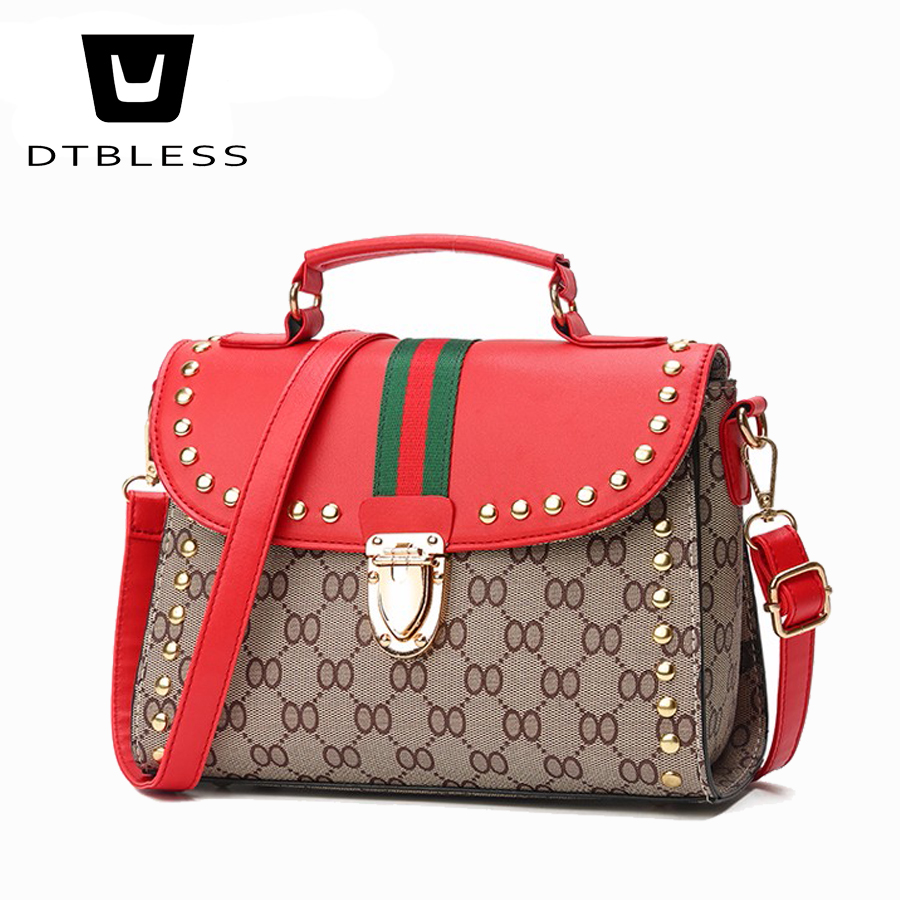 New Design Handbag women Tote Bag Female Shoulder Bags High Quality PU Leather Purse Ladies Crossbody Bags D301-1