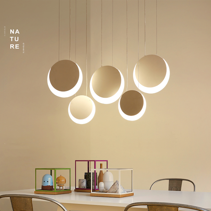 NEO Gleam Hanging Deco DIY Modern Led Pendant Lights For Dining Room Kitchen Room Bar suspension luminaire suspendu Pendant Lamp the dead piano