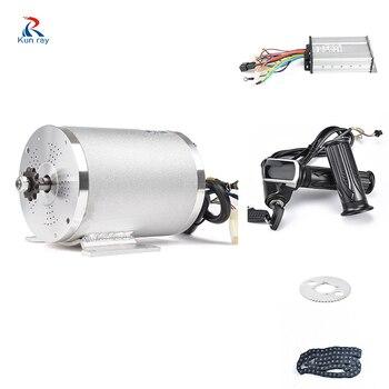 Kit de rueda de Motor eléctrico 36V 48V 1000W, Kit de Motor...