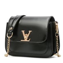 Moda Mujeres Messenger Bag flap bolsos de lujo Del Hombro mujeres bolsas de diseñador de Las Señoras Pequeños Bolsos Crossbody Marcas cartera de mano