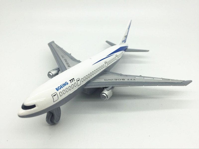 Aircraft-model-Alloy-materials-kids-toys-Airbus-A380-Boeing-777-3