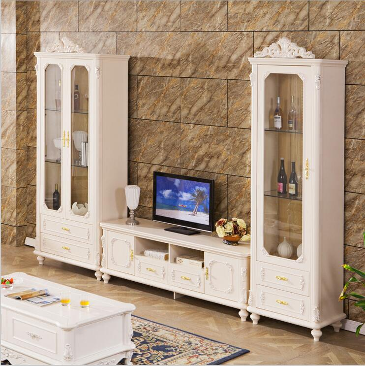 Modern elegant High Living Room Wooden furniture lcd TV Stand o1083 italian design modern tv stand elegant wooden tv stand