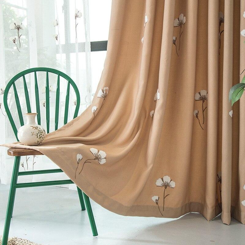 ᐂ2018 nueva Sheer cortinas para la sala/dormitorio tul persianas